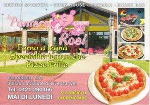 RIUNIONE TESSERATI CICLISMO @ PIZZERIA PANTERA ROSI | La Salute di Livenza | Veneto | Italia
