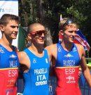 Filippo Pradella, Silca Ultralite, si conferma campione europeo di triathlon cross