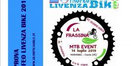 """NUOVA DATA PER """"LA FRASSINA MTB EVENT 2019"""" – 3^ PEDALATA TRA LE VIGNE"""