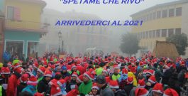 """RINVIATA AL 2021 LA """"SPETAME CHE RIVO"""""""